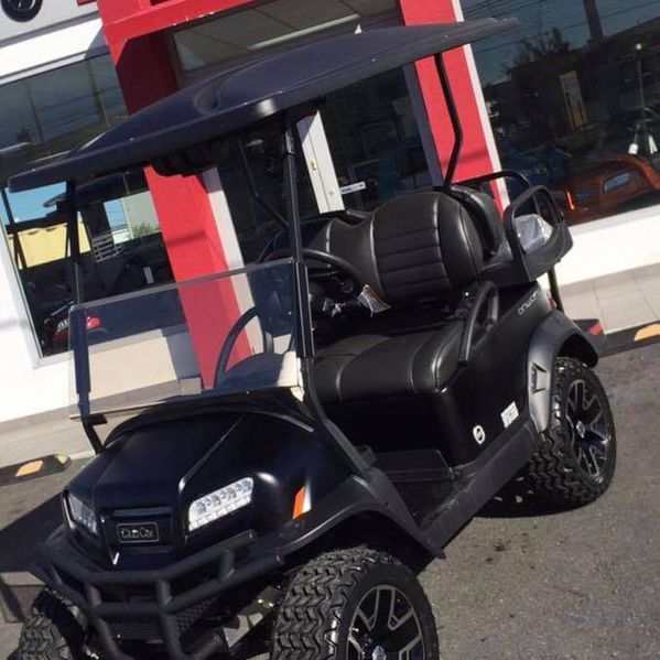 Bayamon Golf Cart